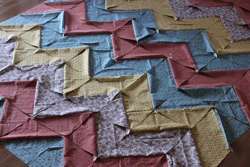April2014berriesandchevronquilt 012